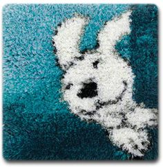 Hook Punch, Latch Hook Rugs, Carpet Design, Punch Needle, Rug Hooking, Rugs On Carpet, Wool Rug, Shag Rug, Weaving