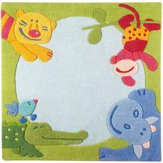 Un tapisjungle Haba pour décorer la chambre de votreenfant !