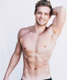 dustin on americas next top model | Dustin Mcneer (America's Next Top Model)