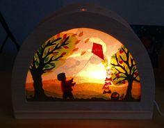 Saint Michael, Paper Art, Paper Crafts, Waldorf Crafts, Nature Table, Art N Craft, Window Art, Stained Glass Windows, Light Art