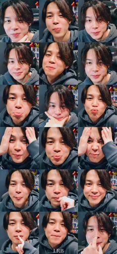 Vlive Bts, Jimin Jungkook, Jin Kim, Park Jimin Cute, Park Ji Min, Foto Jimin, Jimin Wallpaper, Cute Funny Baby Videos, Bts Face