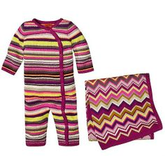 Missoni for Target baby clothes-awwwwwww!