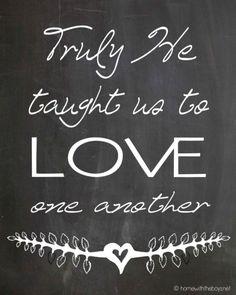 O Holy Night Free Chalkboard Printables!
