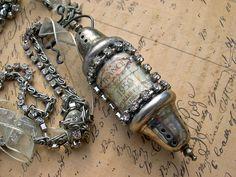 Shake It Up Pendant by Katalina Jewelry, via Flickr