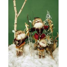African-american Northwoods Fairy Large - 18 Inches (RET)