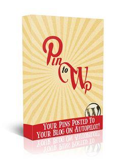 PinToWp Plugin   ...$6.00 http://pin.st/pintowp