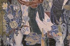 tove jansson -part of fresco, if you look carefully, you may see small moomin left down
