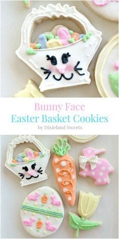Easter cookie tutori