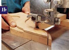 AW Extra 2/13/14 - Bandsaw Jigs - Popular Woodworking Magazine