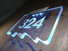 Modern Illuminated Signage