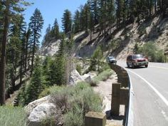 Lake Tahoe Lake Tahoe, Country Roads