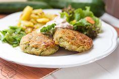 Wonder Wunderbare Küche: Zucchinipflanzerl