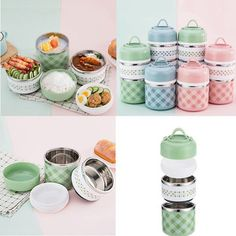 Layers Stainless Steel Thermal Insulated Lunch Box Bento Food Storage Container Lunch Box is fashionable and cheap, come to NewChic to see more trendy Layers Stainless Steel Thermal Insulated Lunch Box Bento Food Storage Container Lunch Box online. Thermal Lunch Box, Insulated Lunch Box, Lunch Box Containers, Food Storage Containers, Cool Gadgets To Buy, Cool Kitchen Gadgets, Lunch Box Online, Stainless Steel Lunch Box, Fruit Storage