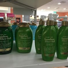 Saw these at #ulta #new #shampoo #conditioner and treatment from #ogx #organix #hairproducts #haircare #badasshairday #beautyproducts now these products had a lovely #fragrance #wow!! I have really thick hair but i would buy this because of the fragrance!  | Content shared via Bazaarvoice Curations Gallery