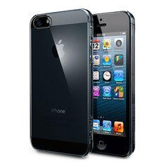 Чехол SGP Ultra Thin Air Crystal Clear для iPhone 5 - 360 грн.