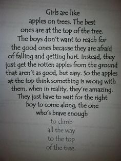 This was shown to me by the little girl I tutor- she received it in her high school English class. It's so wonderful, I just had to share!!!