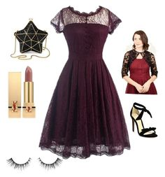 Designer Clothes, Shoes & Bags for Women Alexandre Birman, Aspinal Of London, Yves Saint Laurent, Polyvore, Stuff To Buy, Shopping, Collection, Dresses, Design