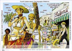 [Joves de Mallorca per la Llengua e Ajuntament d'Arta, 2005] Cgi, Comics, Nail, Santiago De Compostela, Libraries, Majorca, Comic Book, Cartoons, Comic Books