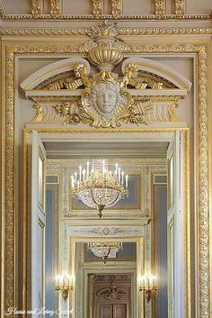 Interior Of Shangri Lael In Paris France Johan  C2 B7 Ornament