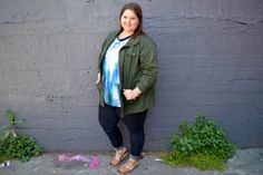 Ms. Marissa looking Summer-ready. Check her out here: http://makinitwithmarissa.com/ #plussize