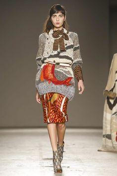Stella Jean Ready To Wear Fall Winter 2014