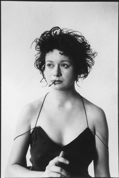 Maria, Berlin, Germany,  1994  photo by Sibylle Bergemann (1941-2010).
