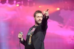 Kasabian's Summer Solstice gig  at Victoria Park, Leicester