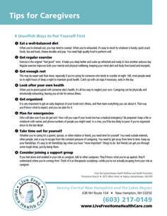 Stress0free holidays: Tips for caregivers #homecare