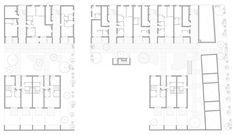 52 public dwelling / CFA, Nanterre, 2014