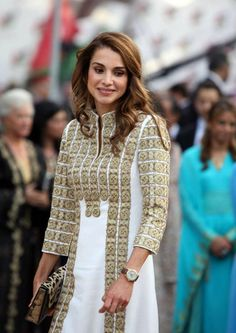 Arab Celebrity Style: Queen Rania « Fashion & Beauty « Sans Retouches