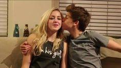 Chloe and Ricky