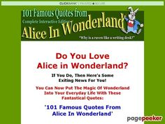 cool #Alice In Wonderland Quotes Mad Hatter Cheshire Cat White Rabbit Red Queen Characters Book