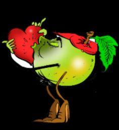 Apfel Herz1