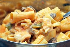 """Another pinnersaid said, """"Chicken Riggies...only found in upstate NY.  my mom makes the best."""""""