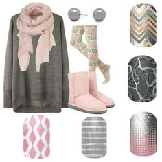 With over 300 designs, you can coordinate Jamberry nail wraps with ANY outfit or occasion! http://libbey.jamberrynails.net
