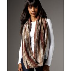 cbedc9b9a6a Back in stock! Missoni Infiniti scarves. Missoni Scarf