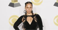 Alicia Keys Wore Zip Ties in Her Hair at the Grammys, and Now You'll Want to, Too  ||  So many zip ties.  https://www.popsugar.com/beauty/Alicia-Keys-Braids-Grammys-2018-44534324?utm_campaign=crowdfire&utm_content=crowdfire&utm_medium=social&utm_source=pinterest