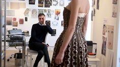 ドキュメンタリー映画『ディオールと私』 ‐ ラフ・シモンズが初めて手かげるオートクチュール | ニュース - ファッションプレス
