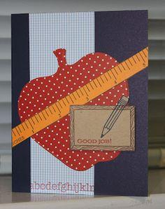 teacher retirement card, a muse studio