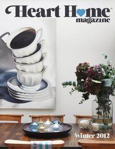 Heart Home magazine issue 6 - winter 2012