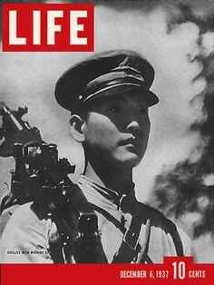 1937 December 6 LIFE Magazine HITLER Japanese War China