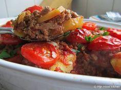 Zin in een lekkere Turkse ovenschotel? Dit is een easy gerecht en samen met een wijn die altijd goed samen gaat met tomatenrecepten, maak je er iets speciaals van. http://grapedistrict.nl/chianti-terre-de-priori.html?___SID=U