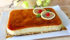 Descubre cómo cocinar Tarta de limón fría de manera fácil y sencilla. Aprende a preparar postres con Postres Fáciles y Ricos
