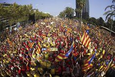#Catalunya want to vote - #Cataluña quiere votar