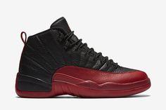 "Air Jordan 12 Retro ""Flu Game"" (Black/Varsity Red) - EU Kicks: Sneaker Magazine"