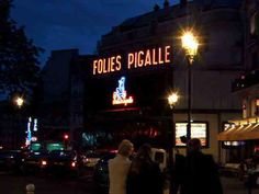 Folies Pigalle on the Place Pigalle (metro Pigalle) Pigalle Paris, Night Club, Hanging Out, Restaurants, Broadway Shows, Restaurant