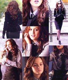 Blair outfit 1x08