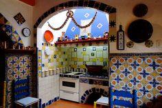 Coloniales Cocinas Cocinas Mexicana Cocinas Mexicanas Decoracion