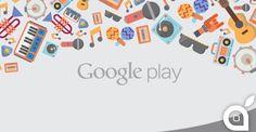 Google Play il concorrente di App Store si rifà il look cambiando grafica e disposizione dei contenuti