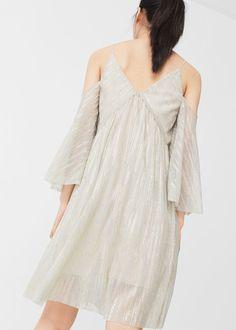 Robe métallisée | MANGO - 60 CHF